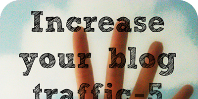 5 FREE Traffic Generation Tips to Increase Your Blog Traffic